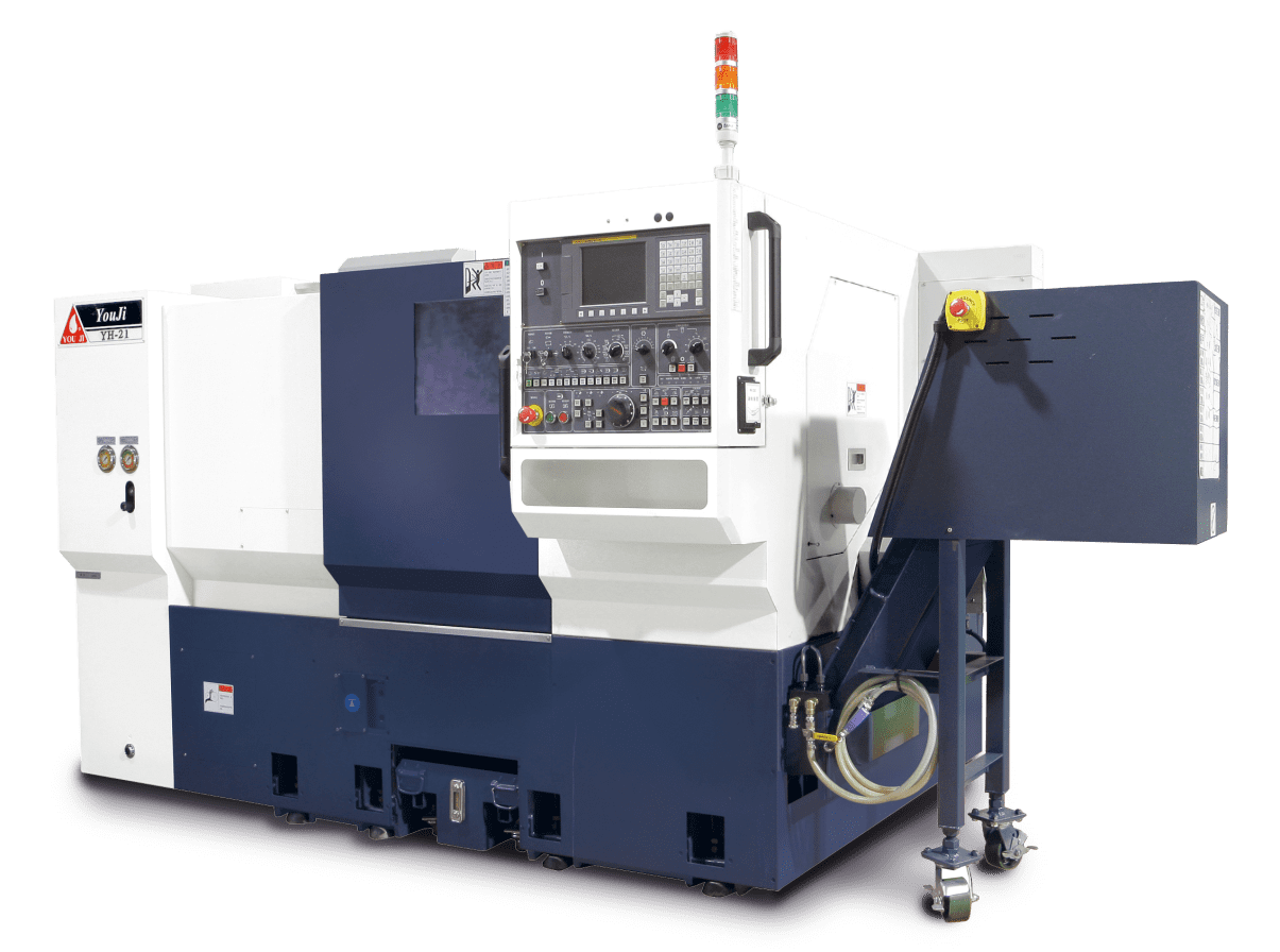 CNC Horizontal Tunrning Centers and CNC Horizontal  Boring Machines You Ji Yh-21