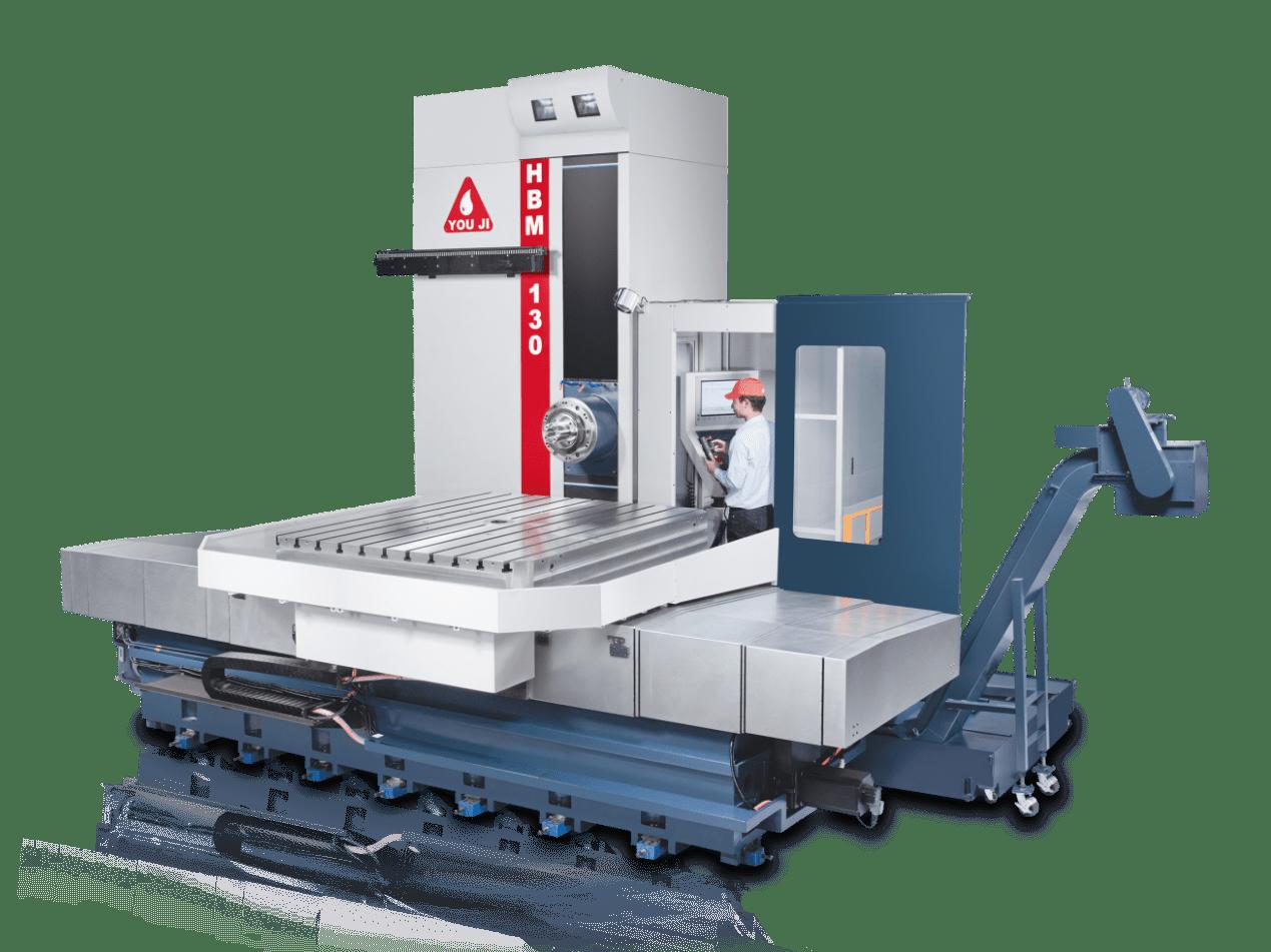 HBM Horizontal Boring Machines HBM-130