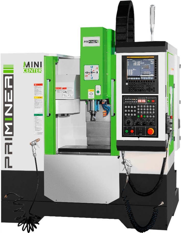 Machining Centers Mini Center