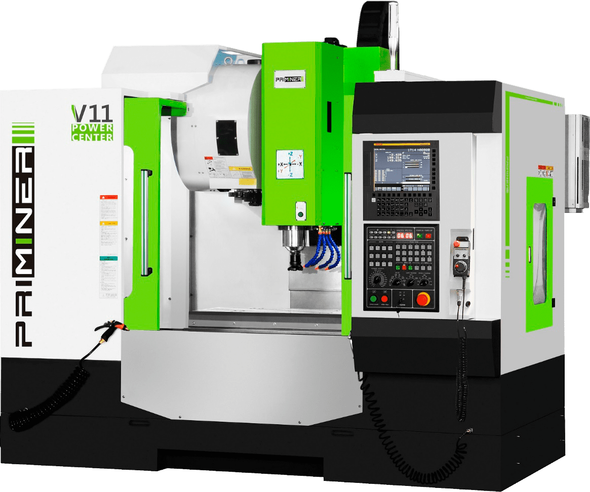 MACHINING CENTERS V11