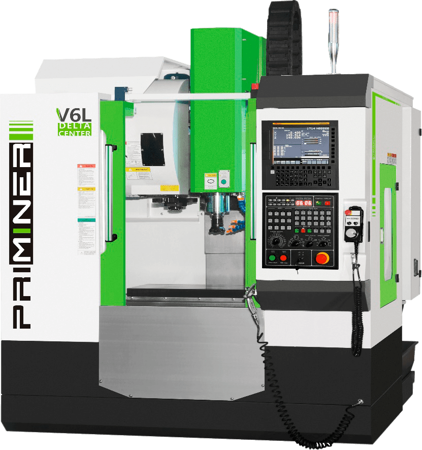 Machining Centers V6L Delta Center